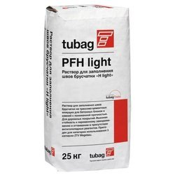Затирка quick-mix PFH light 25 кг