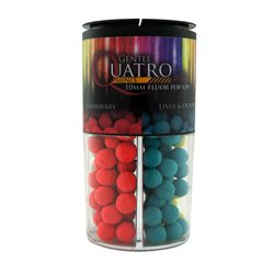 Бойлы плавающие Pop-Up Martin SB Quatro Baits GENTLE Fluoro 10mm/80g 4 вкуса в 1