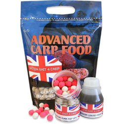 Бойлы тонущие Mistral Baits 4 Season 15mm/1kg