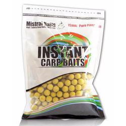 Бойлы тонущие Mistral Baits Pure Pineapple 15mm/1kg