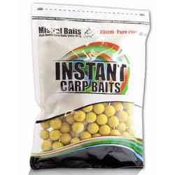 Бойлы тонущие Mistral Baits Pure Pineapple 20mm/1kg