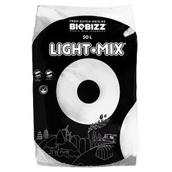 Субстрат BioBizz Light-Mix 50 л.