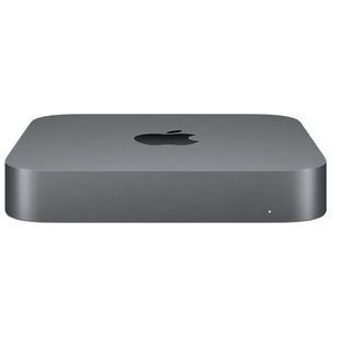 Apple Mac Mini (Intel Core i7 3200MHz/16GB/Intel UHD Graphics 630/512GB SSD/Wi-Fi/Bluetooth/Mac OS) (Late 2018) (Z0W1000P0) (серый)