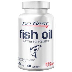 Рыбий жир Be First Fish Oil (90 шт.)
