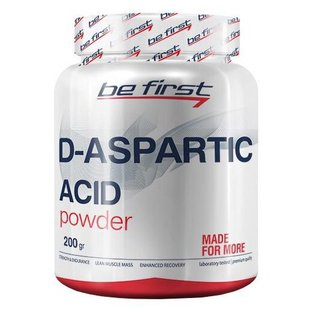 Be First D-Aspartic Acid (200 г)