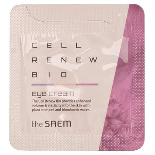 The Saem Cell Renew Bio Eye Cream