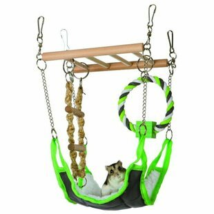 Гамак для грызунов TRIXIE Suspension Bridge with Hammock (6298) 17х15х22 см