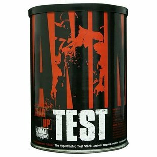 Universal Nutrition Animal Test (21 шт.)