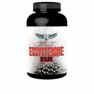 Экдистерон Red Star Labs Ecdysterone 3D Black (90 капсул)